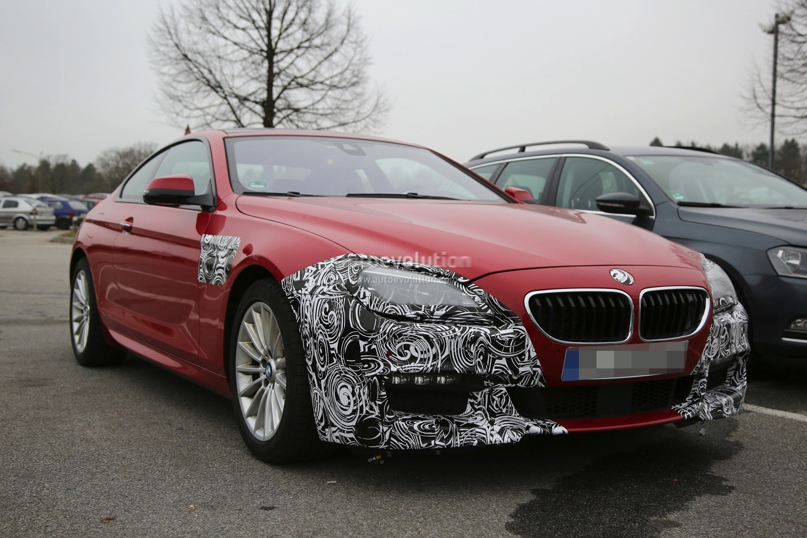 ... 2016 BMW 6 Series Facelift ...