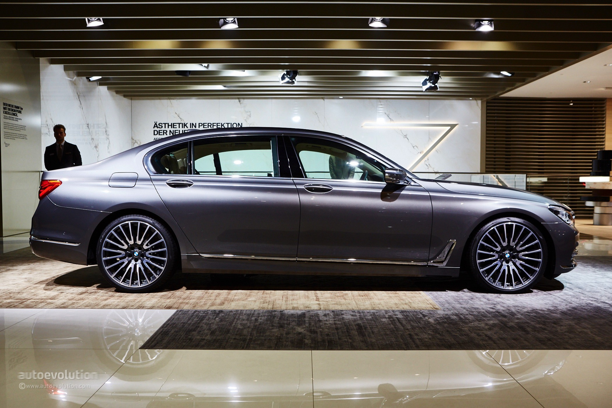 2016 BMW 7 Series In Frankfurt