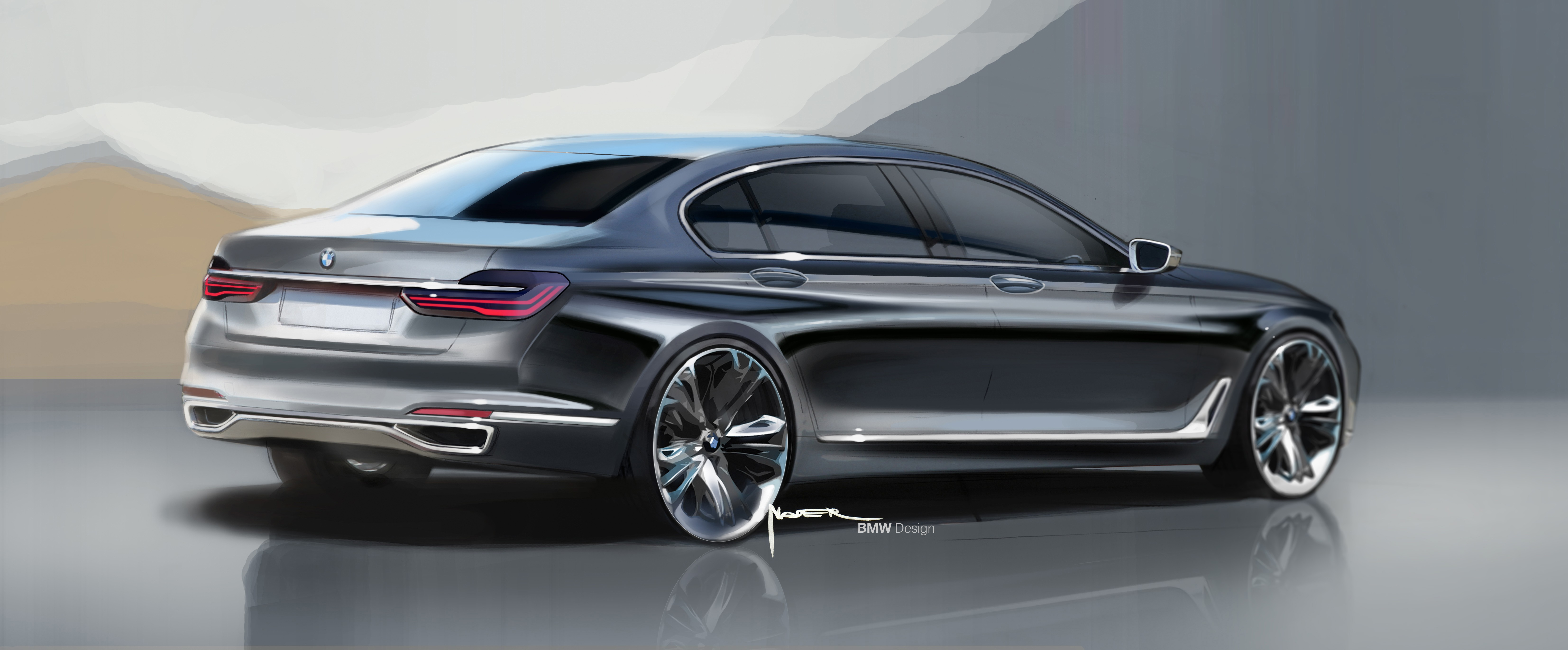 2016 BMW 7 Series Wallpapers and Videos Want to Pull You ...