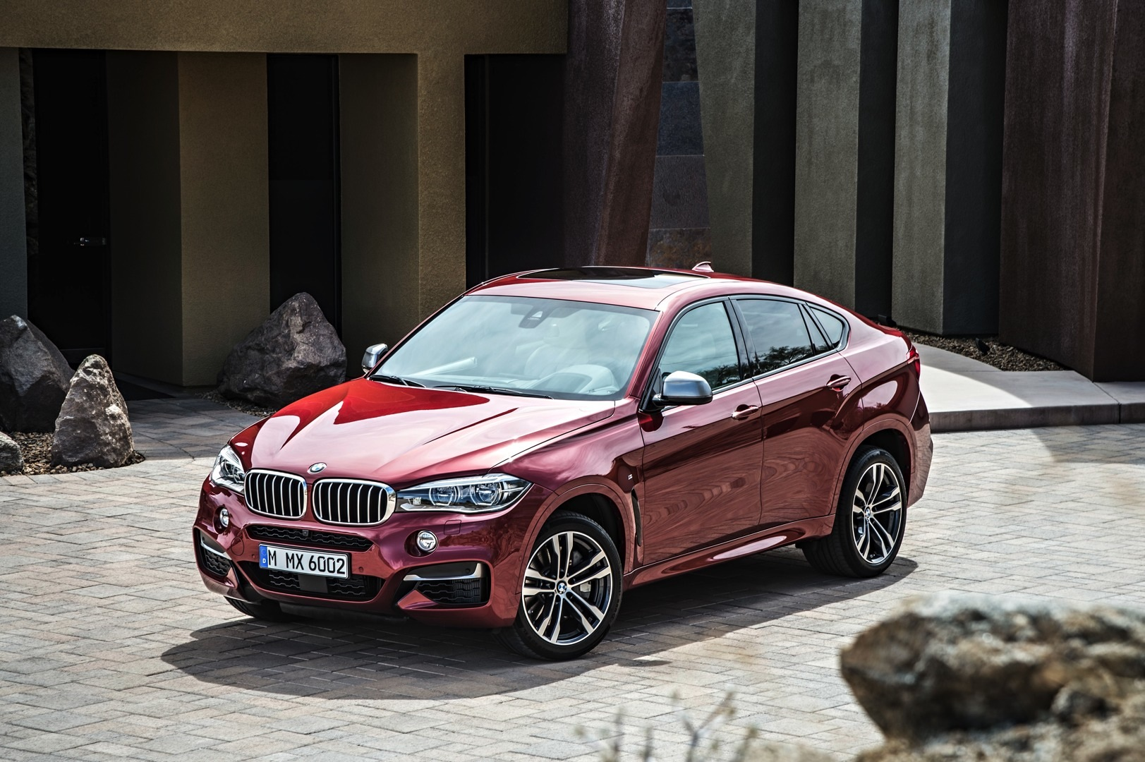 Glory Auto Sales >> 2016 BMW F16 X6 Unveiled in All Its Glory - autoevolution