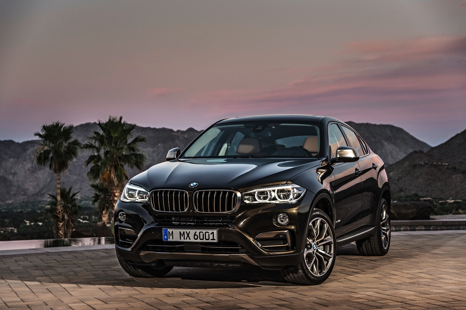 2016 bmw f16 x6 unveiled in all its glory autoevolution. Black Bedroom Furniture Sets. Home Design Ideas