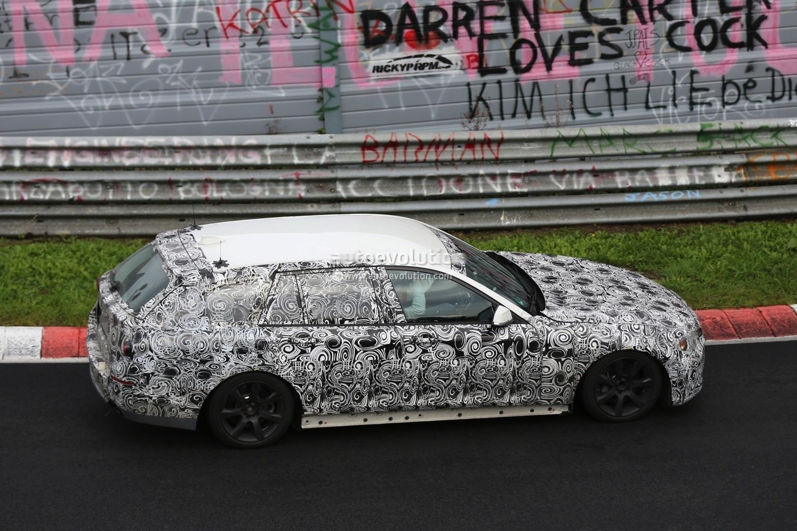 2016 bmw g31 5 series touring spied breaking down autoevolution