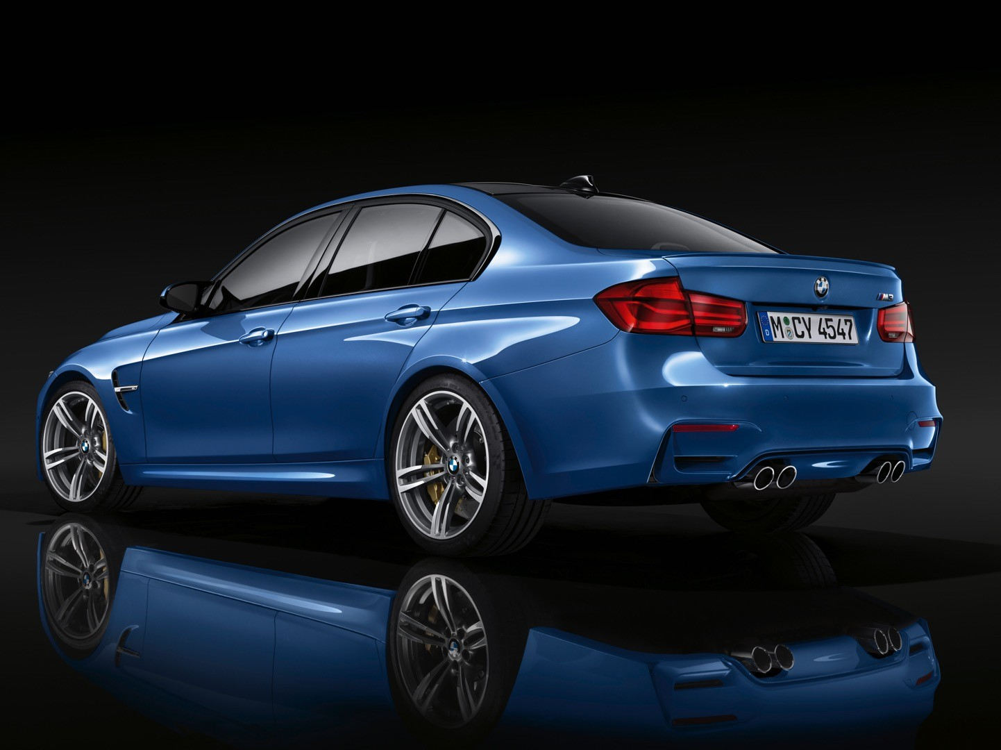 2016 Bmw M3 Facelift Has Two New Paint Colors Available As Well As