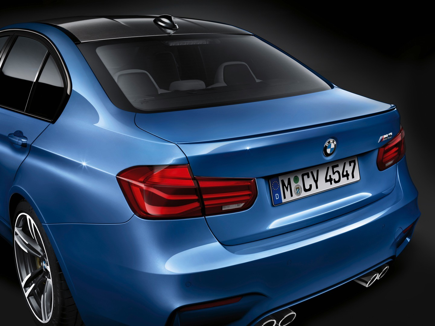 2016 Bmw M3 Facelift Has Two New Paint Colors Available As