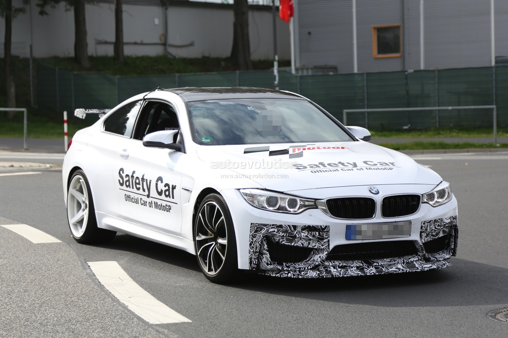2016 Bmw M4 Gts Spied For The First Time Autoevolution
