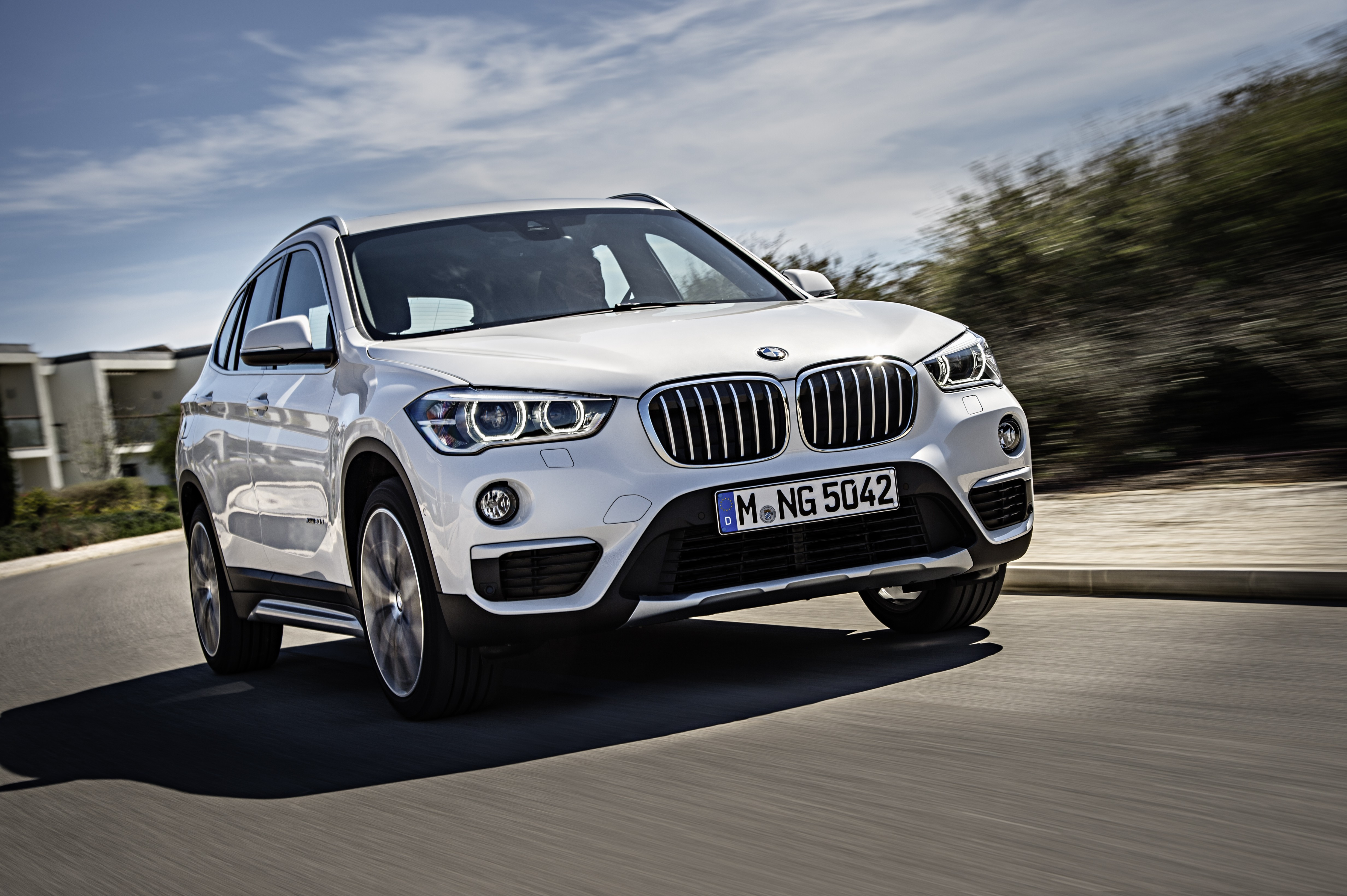 2016 Bmw X1 World Premiere The New Crossover Is Finally Here Autoevolution
