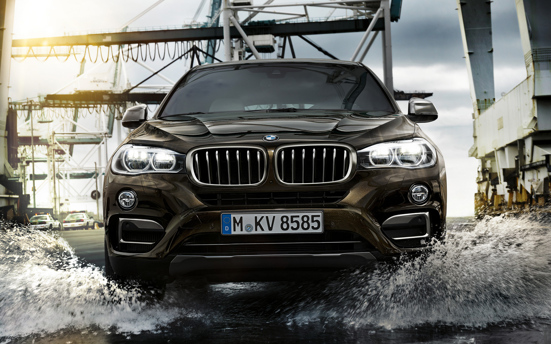 Bmw Key Evolution >> 2016 BMW X6 Wallpapers - autoevolution