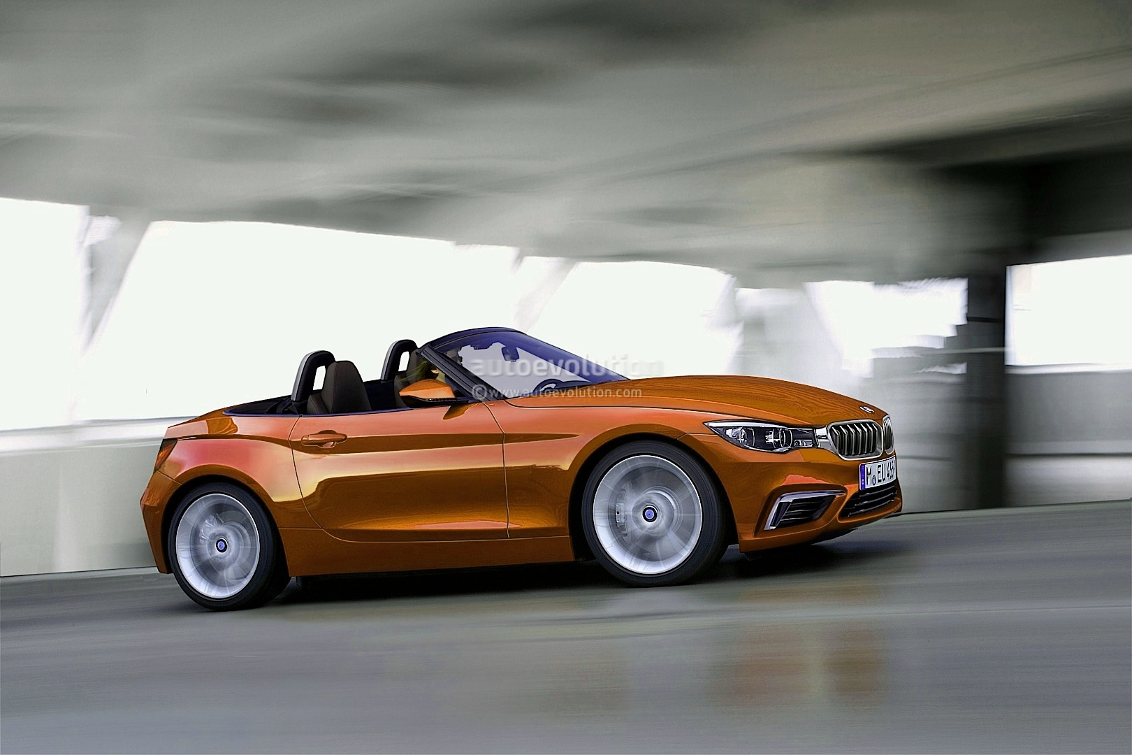 2016 Bmw Z2 Rendering Makes You Want One Autoevolution