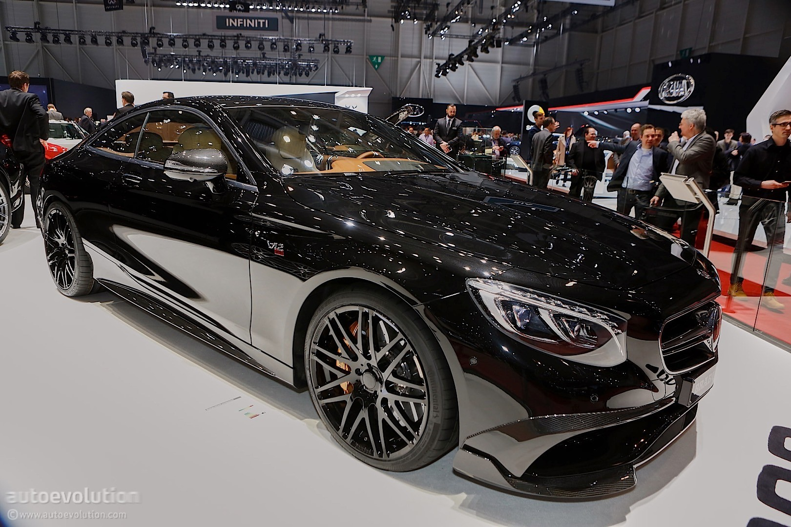 2016 Brabus 900 Rocket Coupe Is Opulent Performance