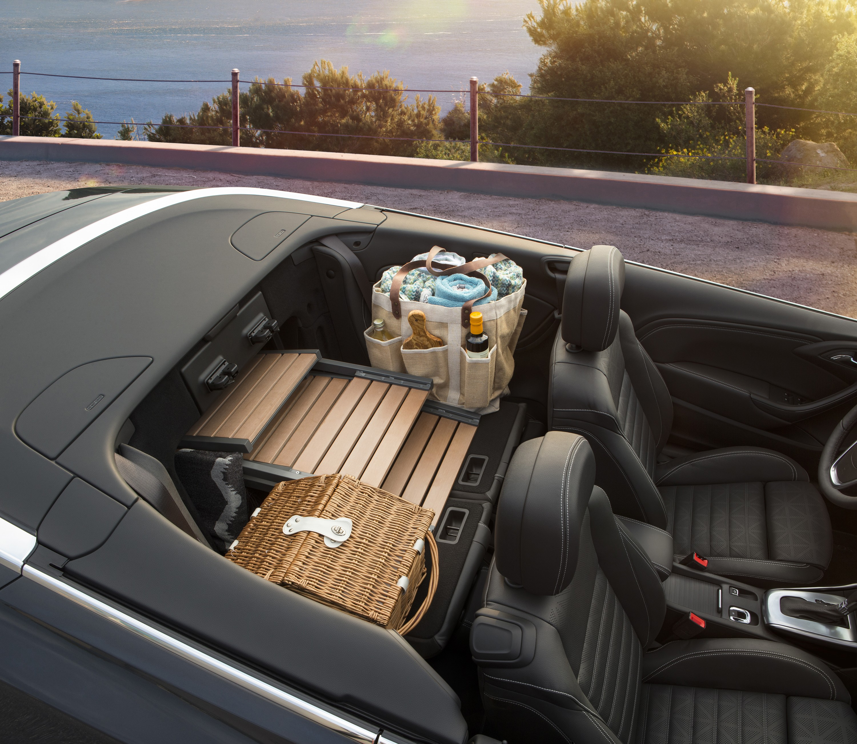 2016 Buick Cascada Convertible Breaks Cover Ahead Of