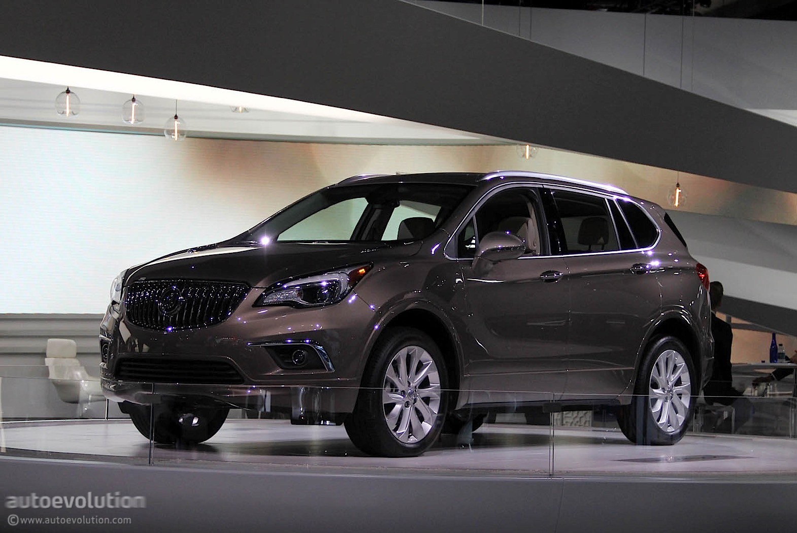 2016 Buick Envision Starts At 42 995 2017 My At 34 990 Autoevolution