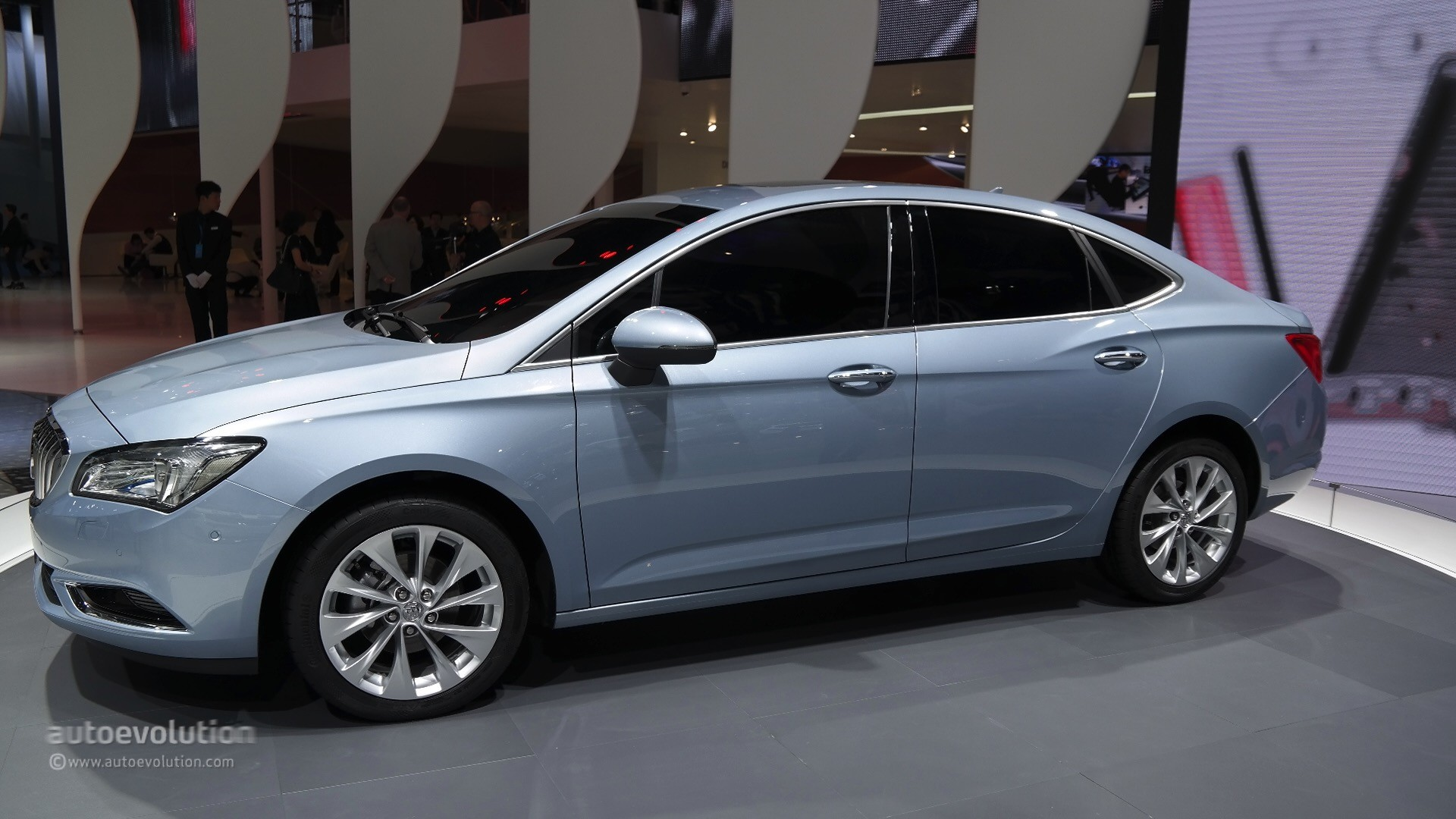 2016 Buick Verano Doesn T Feel Like A Buick At The