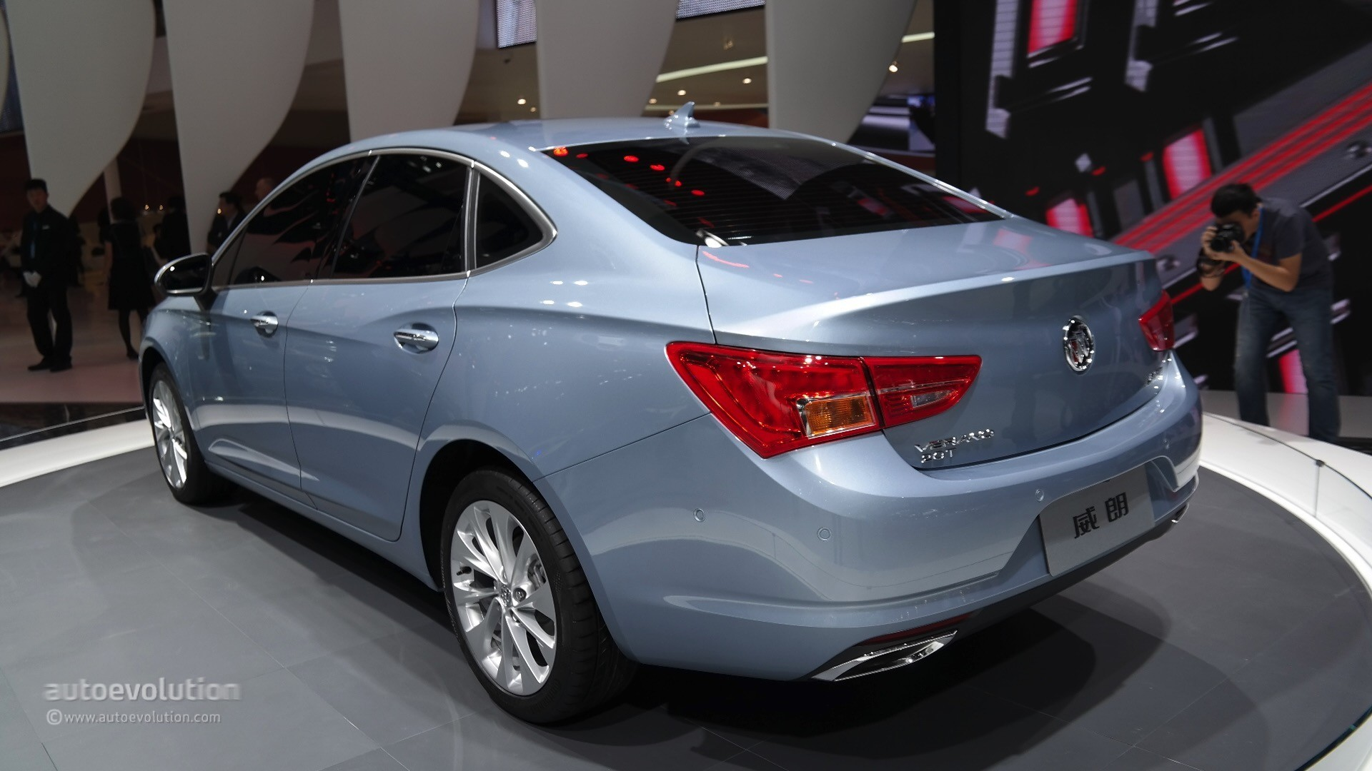 2016 Buick Verano Isn T An All New Model 2017 Buick