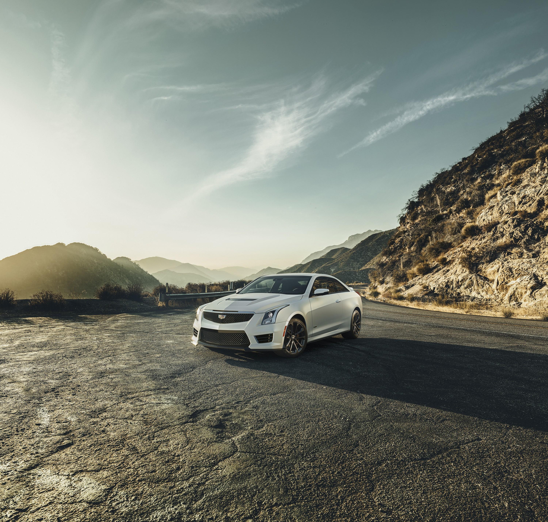 2016 Cadillac ATS-V Unleashed At LA Auto Show [Video