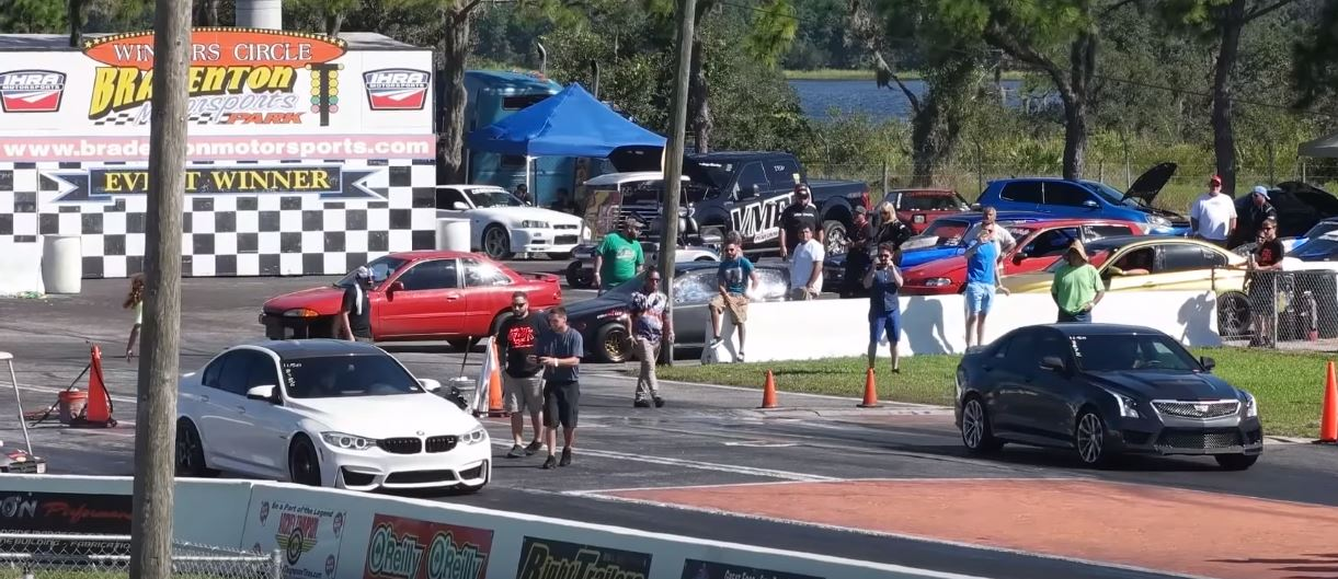 Bmw M3 Quarter Mile