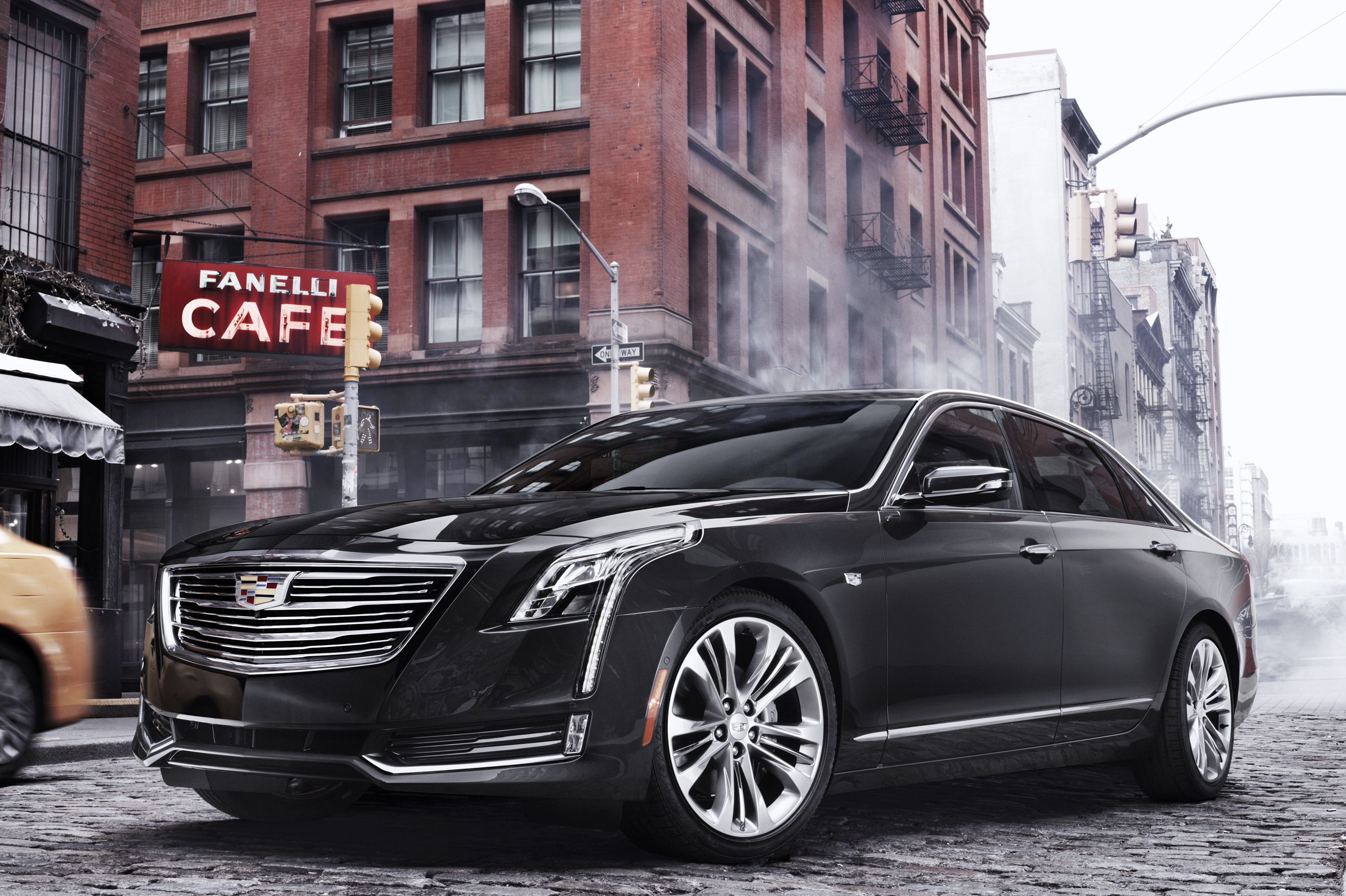 2016 Cadillac CT6 Begins Production in January, Pricing ...