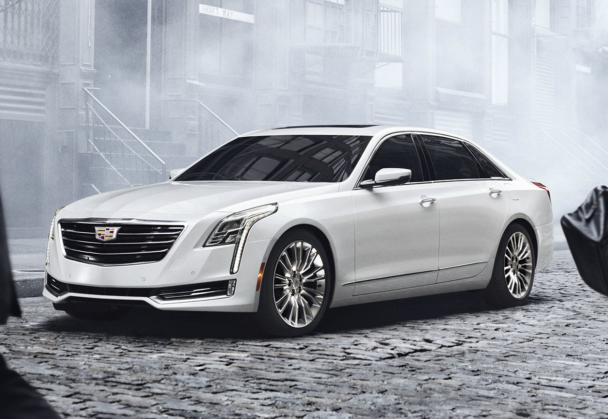 2016 Cadillac Ct6 Hybrid Debut Slated For 2015 Auto