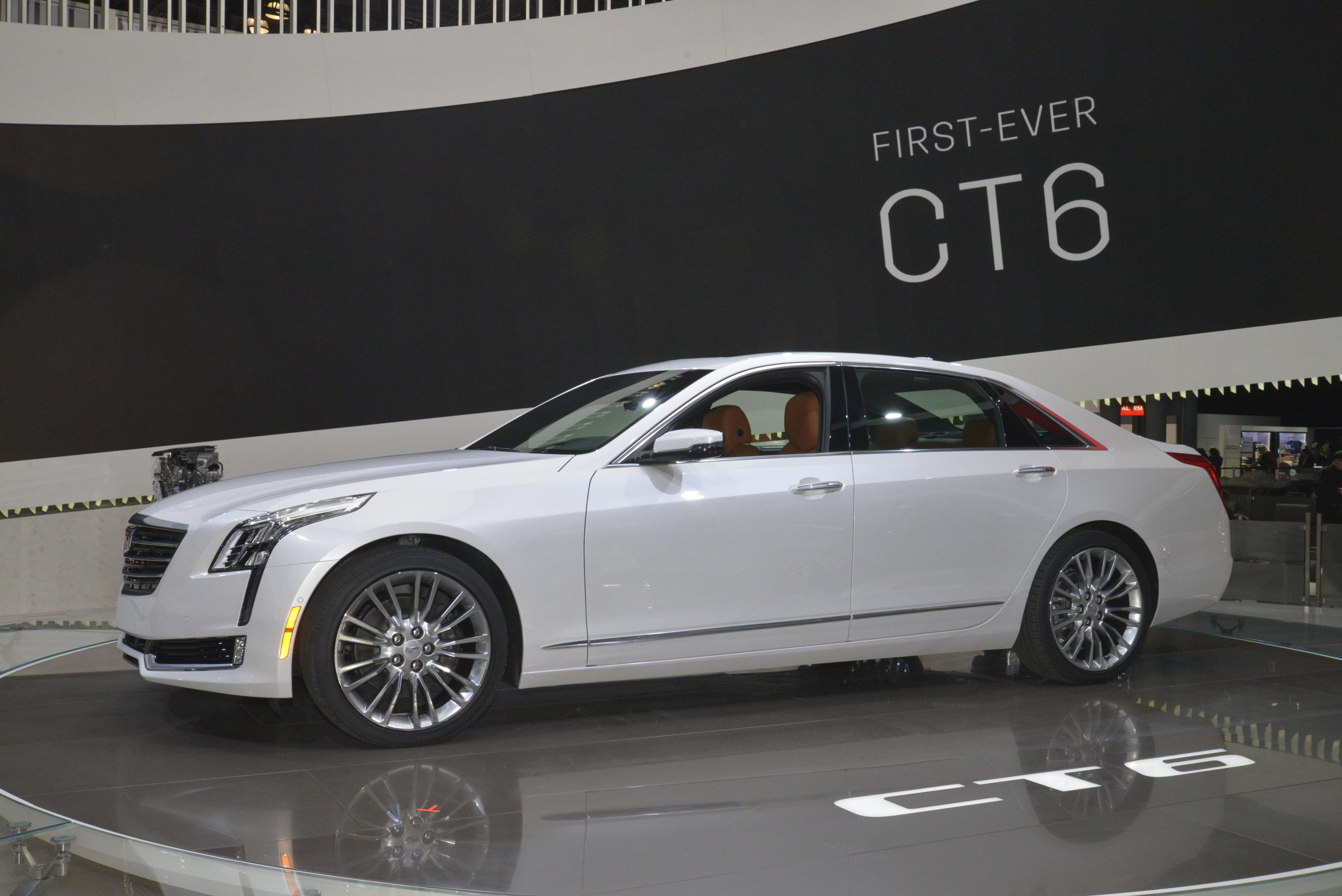 Cadillac Elmiraj Price >> 2016 Cadillac CT6 Leaked Ahead of NYIAS Debut - autoevolution