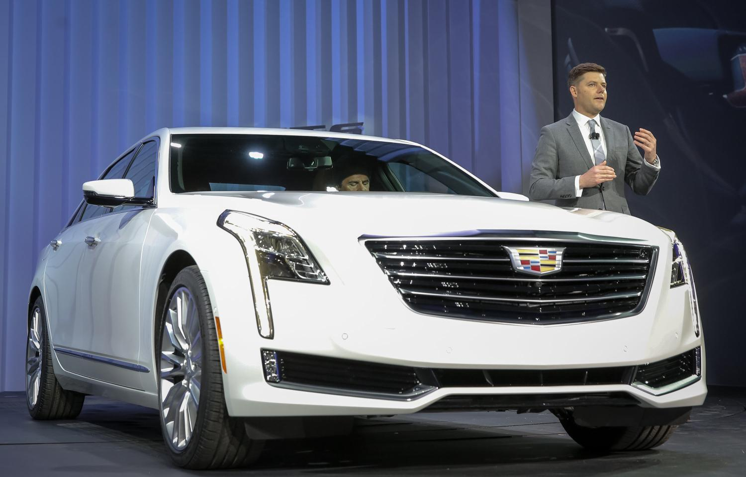 2016 cadillac ct6 pricing released the reasonable flagship autoevolution. Black Bedroom Furniture Sets. Home Design Ideas