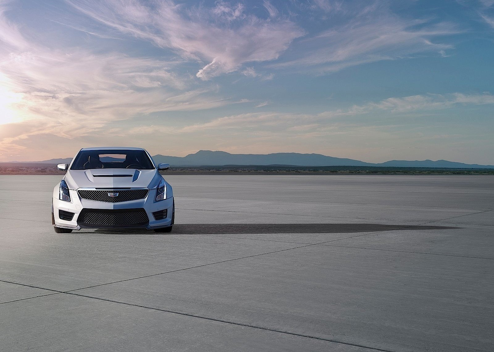 2016 Cadillac Ats V Does 13s Quarter Mile And A Laguna