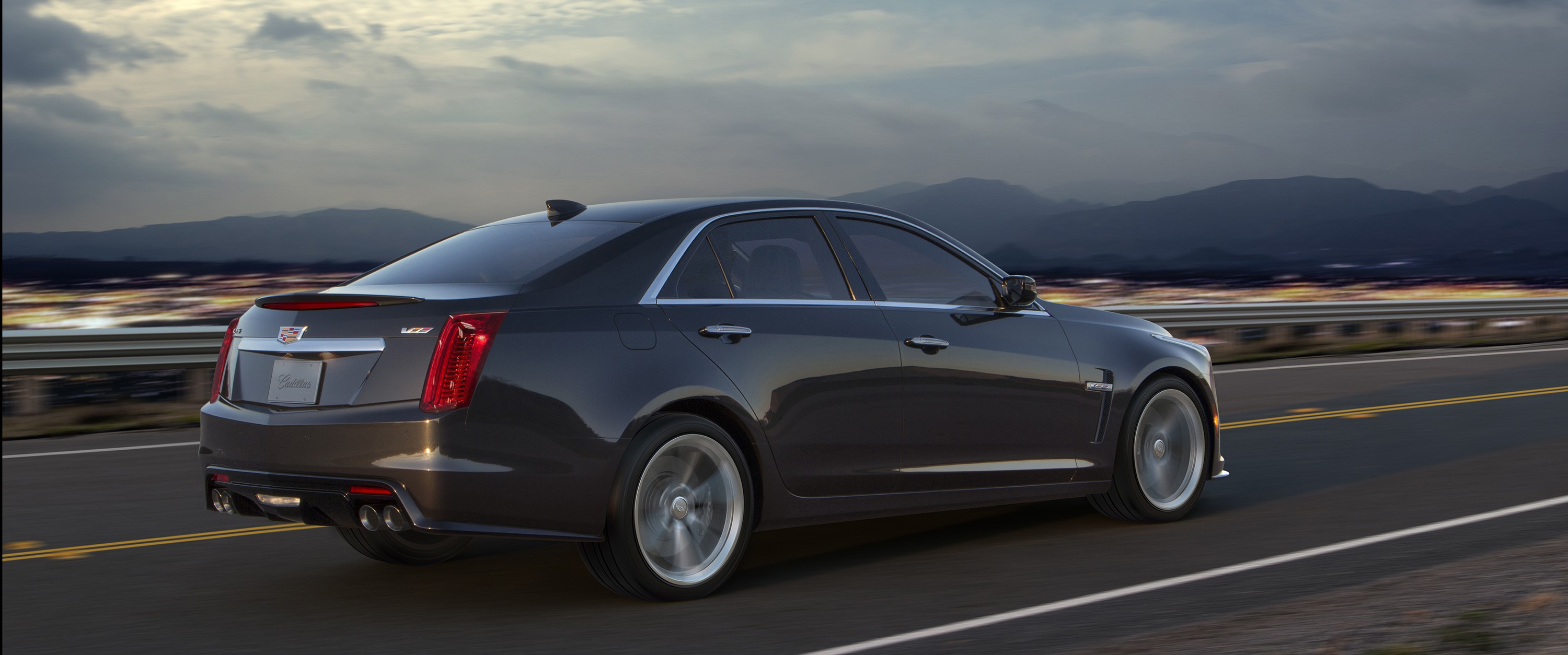 2016 Cadillac Cts V Churns Out 640 Horsepower From Z06