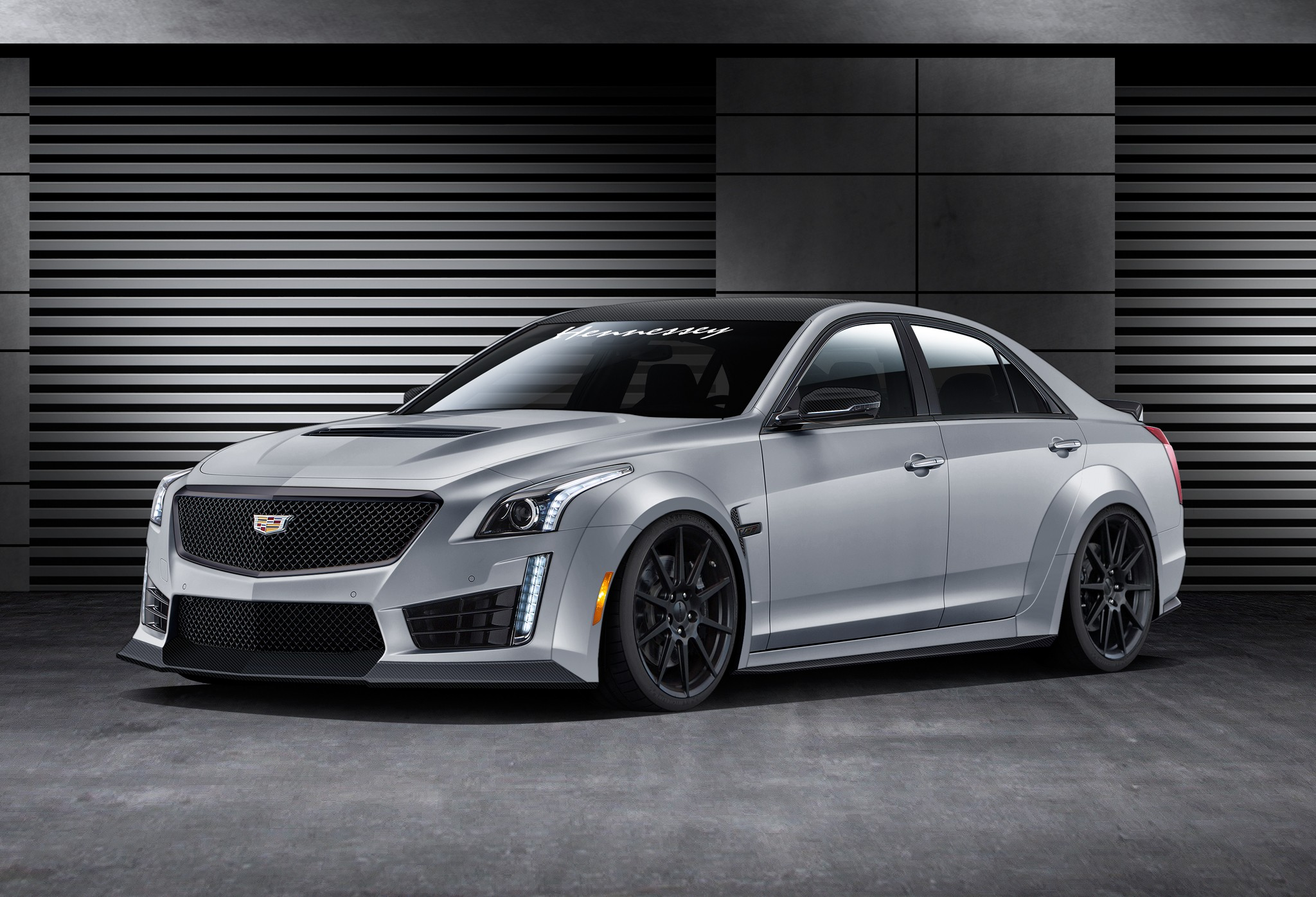 2016 Cadillac CTS-V Dialed Up to 1,000 HP by Hennessey ...