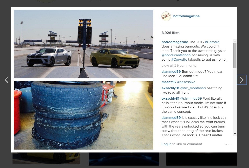 Camaro Ss Quarter Mile Time Is Doable For The