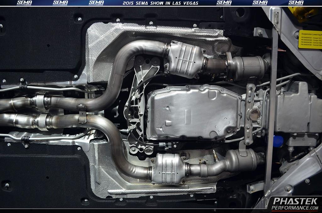 2016 Chevrolet Camaro Accessories & Underbody on Display ...