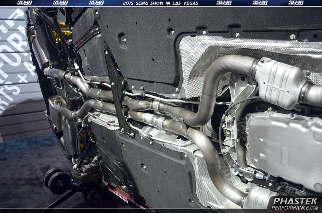 2016 Chevrolet Camaro Accessories Amp Underbody On Display At Sema Autoevolution