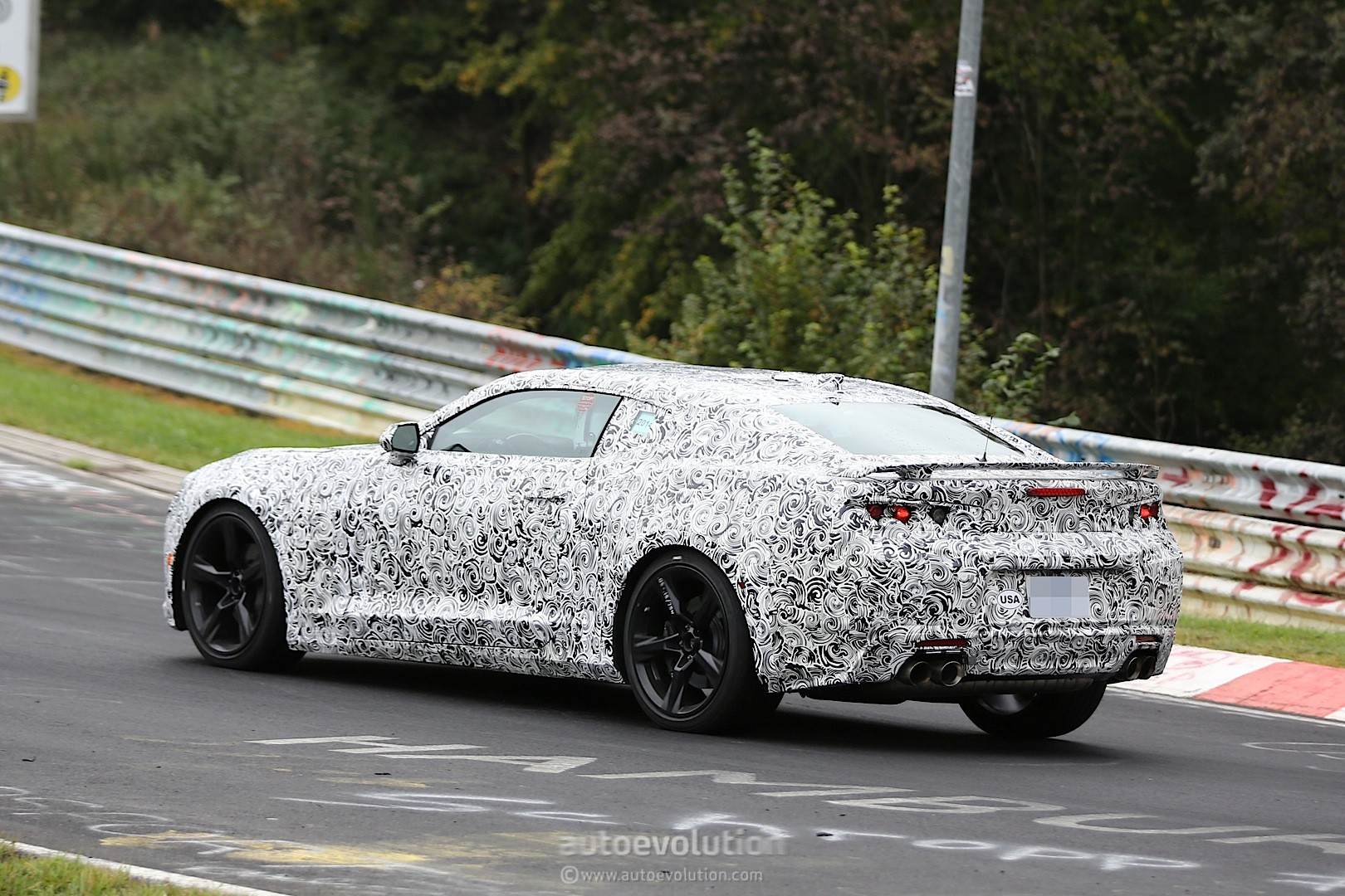 2016 Chevrolet Camaro Details Emerge From Man Close To Gm