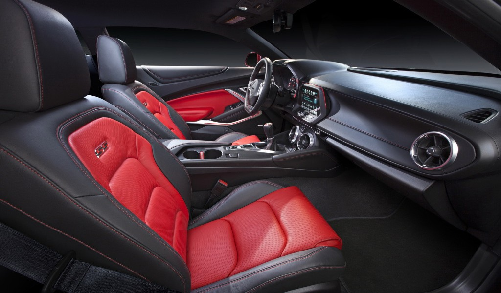 Black And Red Camaro Interior Www Pixshark Com Images