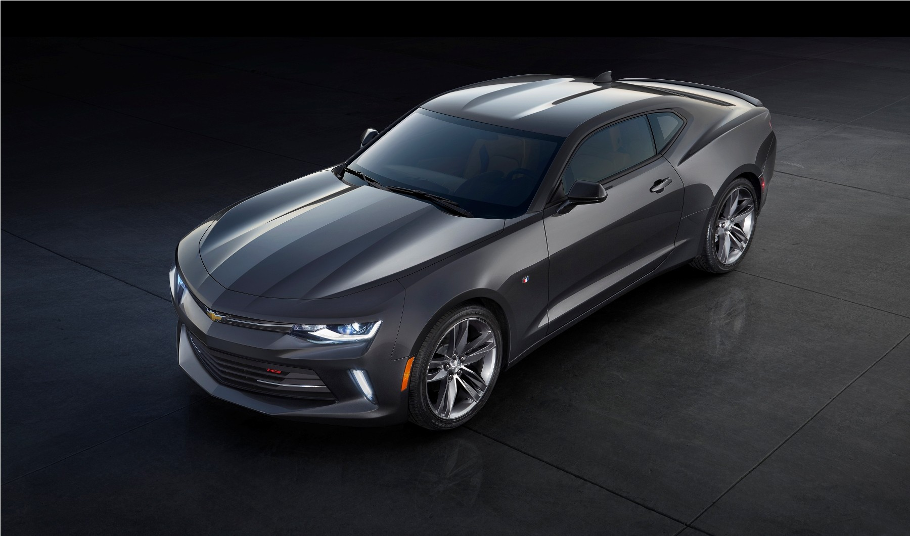 2016 Chevrolet Camaro Pilot Production Begins In Lansing