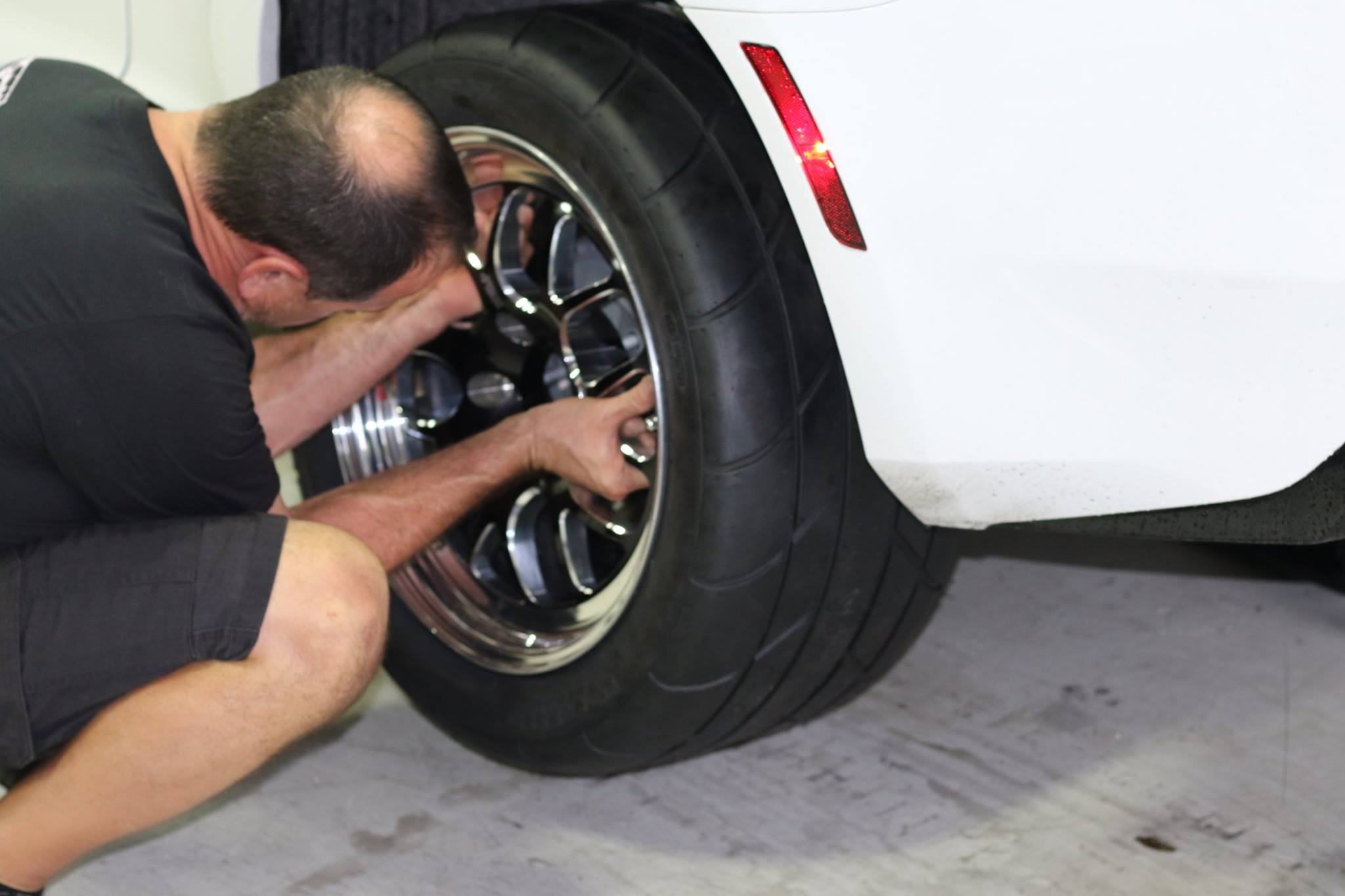 2016 Camaro Ss Gets Ecu Tune Drag Radials From Redline Motorsports One Day After Delivery