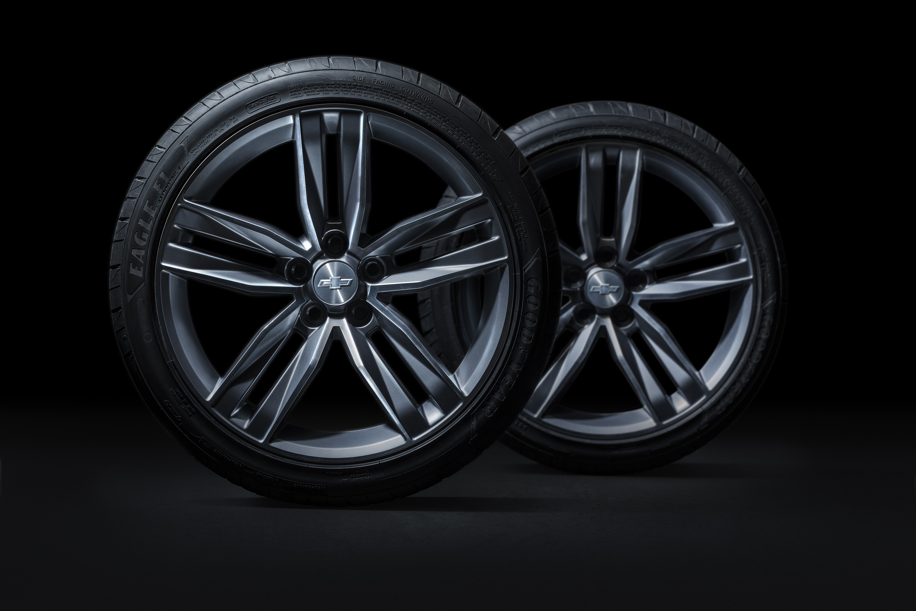 2016 Chevrolet Camaro Teaser Here Are The Wheels Tires