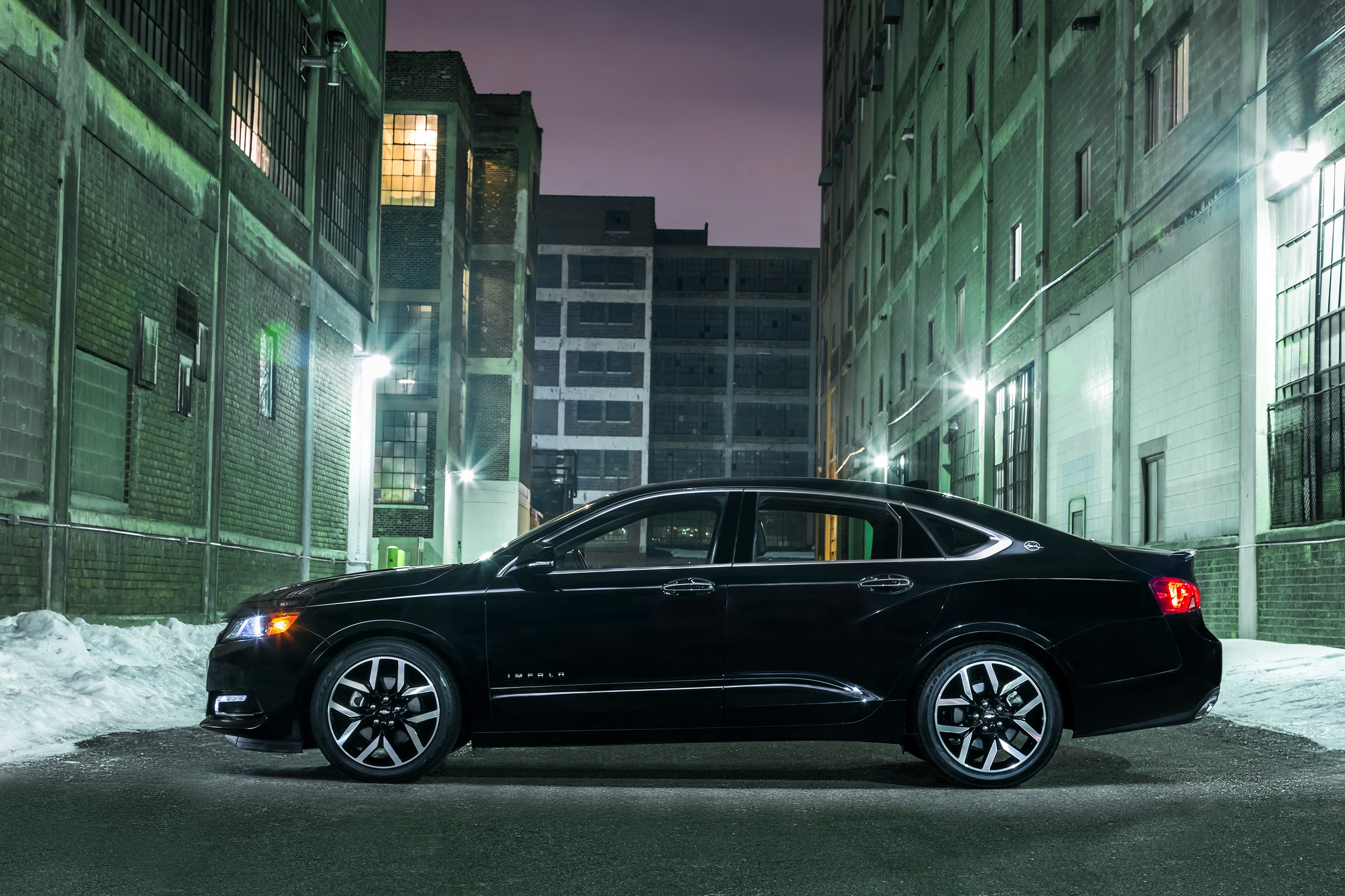 2016 Chevrolet Impala Midnight Edition Now Available to Order - autoevolution