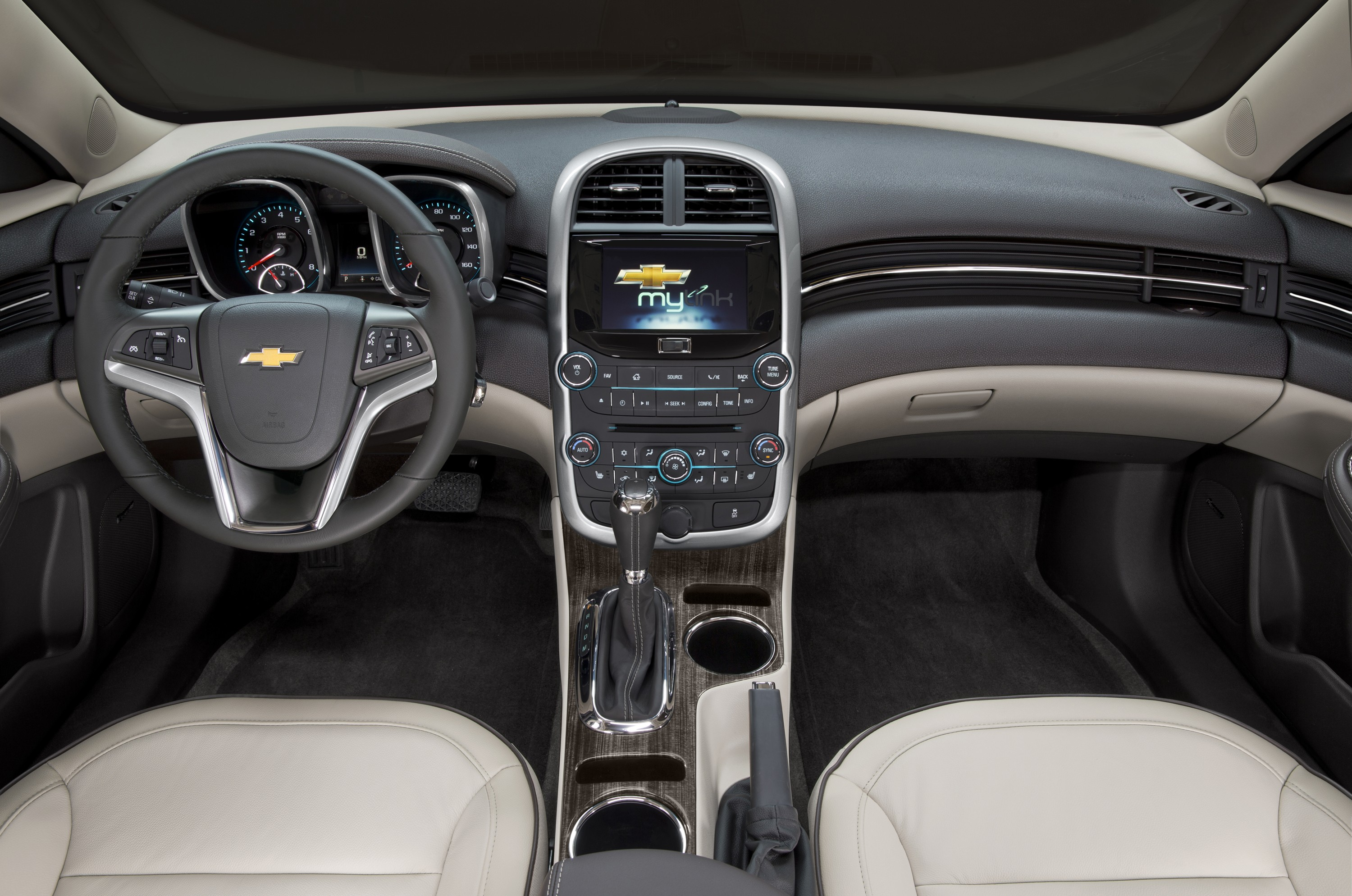 2016 Chevrolet Malibu Limited Is A Fleet Only Affair