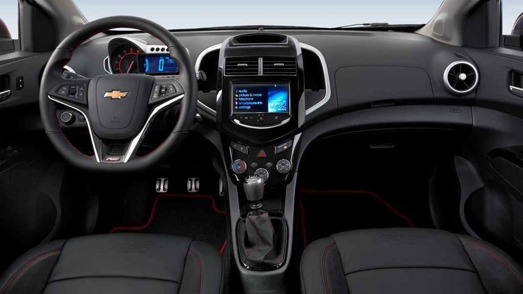2016 Chevrolet Sonic Updates Detailed Autoevolution