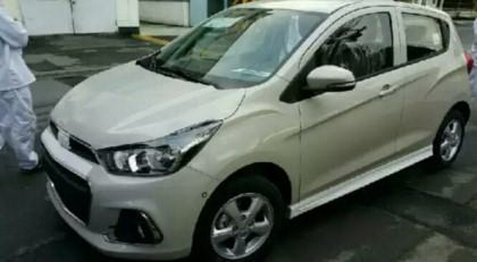 Is this the possible 2015 Chevy Spark EV