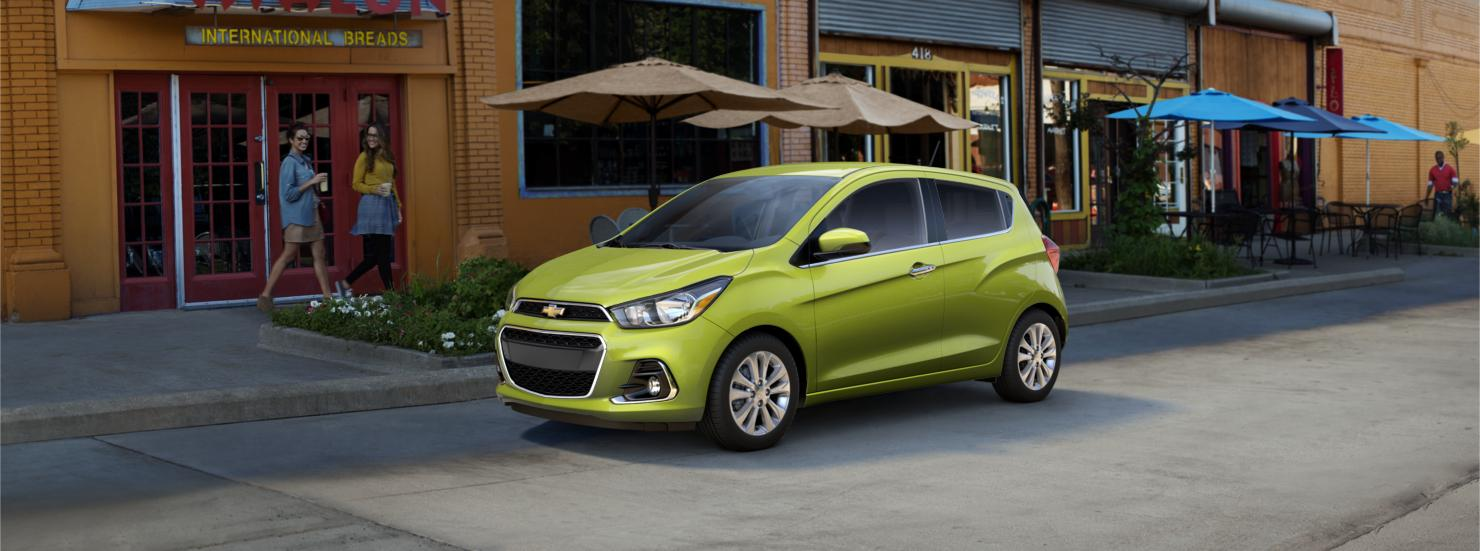 2016 Chevrolet Spark Unveiled It Still Uses The Gm Gamma