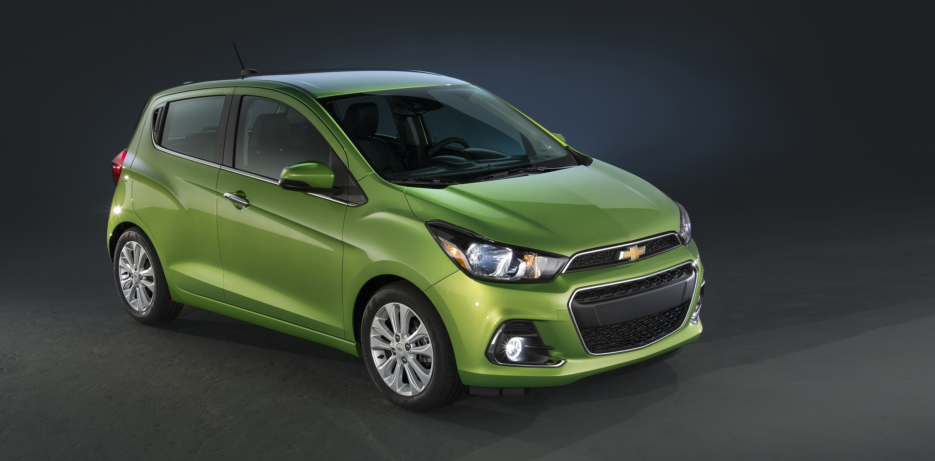 2016 Chevrolet Spark Unveiled, It Still Uses the GM Gamma ...