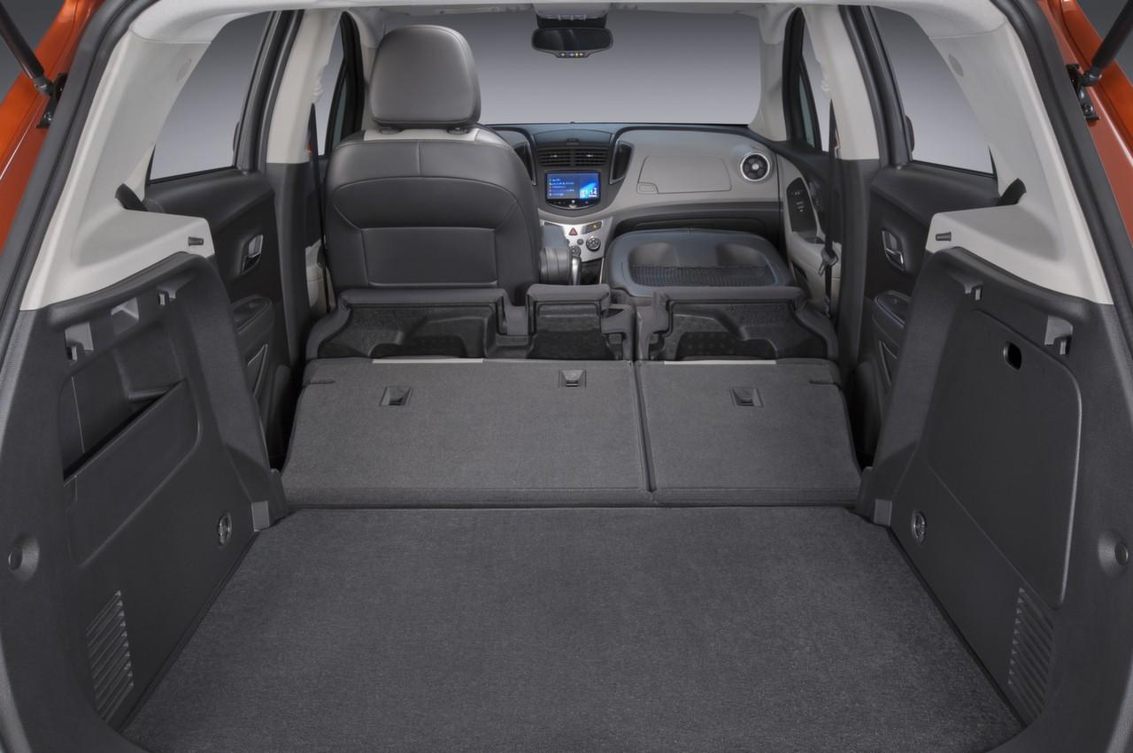 2016 Chevrolet Trax Updates Detailed - autoevolution