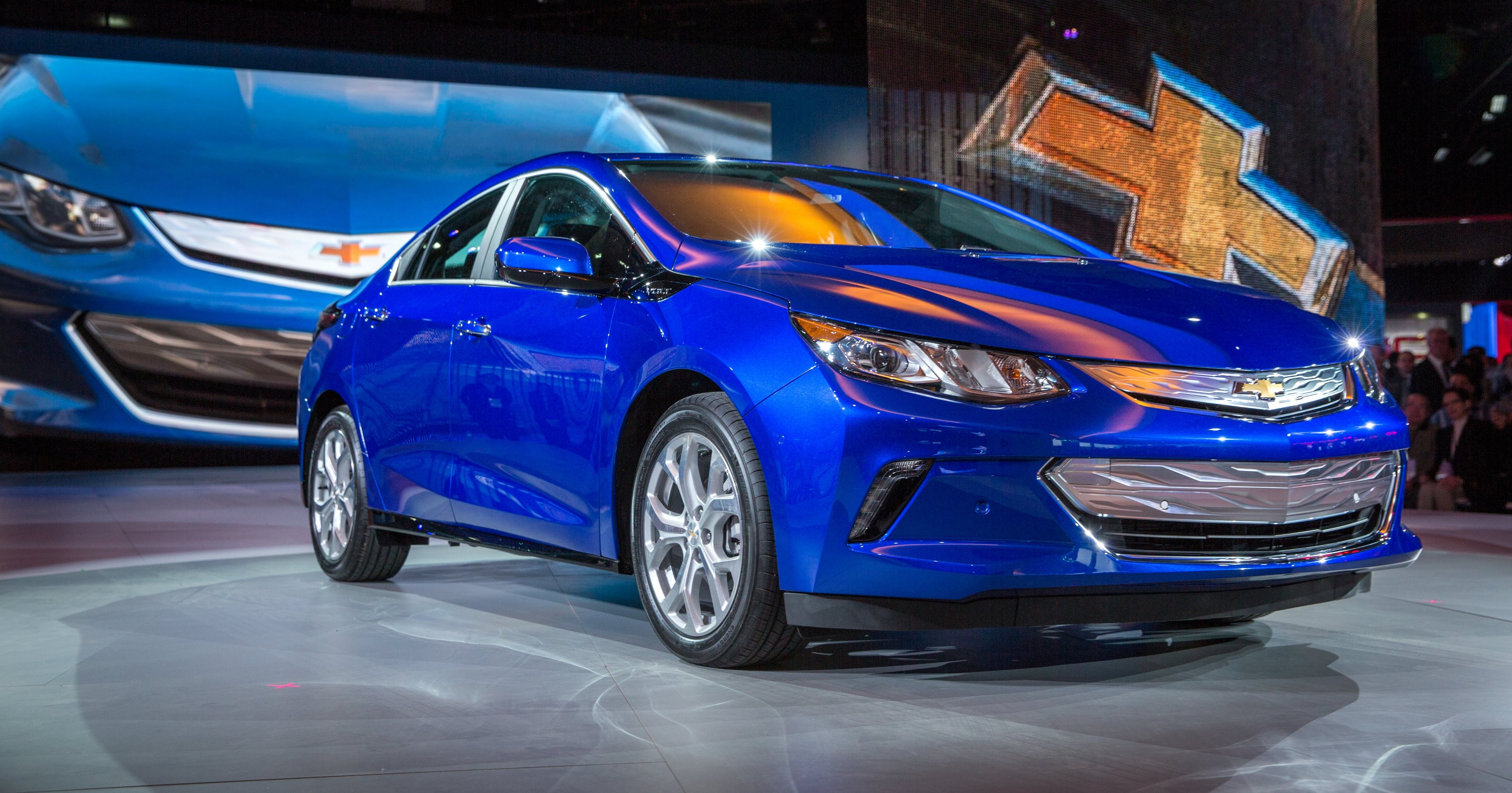 2016 Chevrolet Volt Hailed As The Next Generation Of
