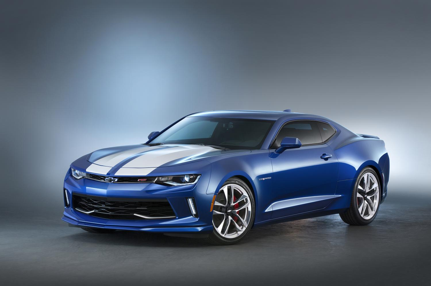 2016 chevy camaro gets 4 custom concepts for 2015 sema show autoevolution