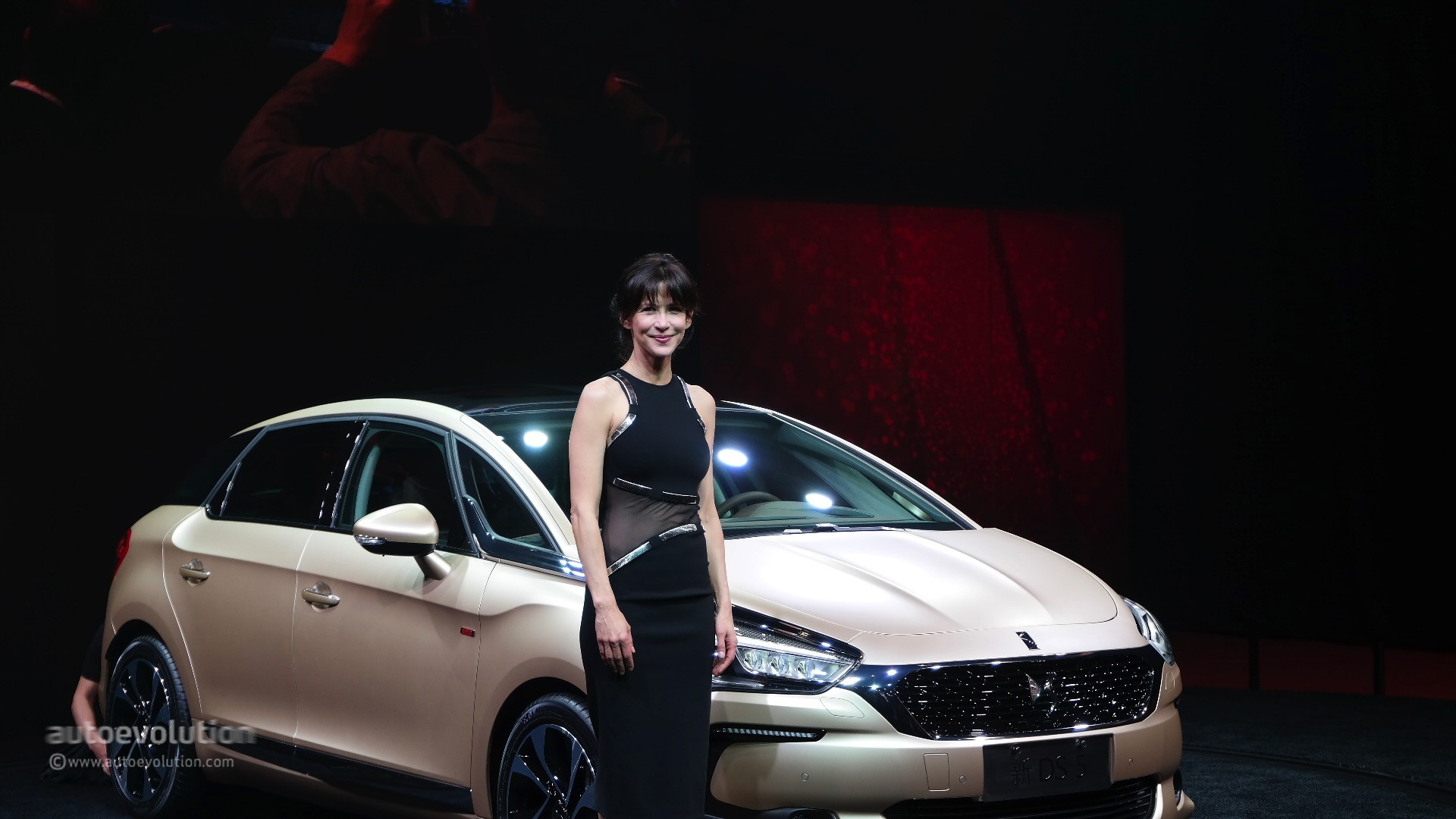 2016 Citroen Ds5 Brings French Luxury Redefined In Shanghai Wiring Diagram