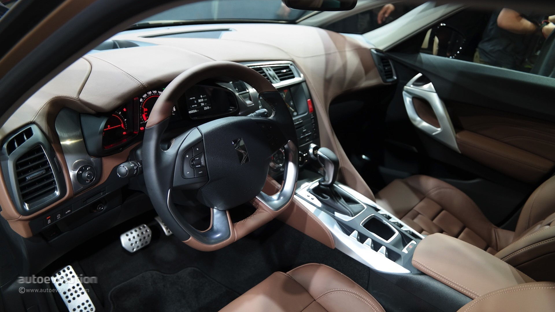 2016 citroen ds5 brings french luxury redefined in shanghai autoevolution. Black Bedroom Furniture Sets. Home Design Ideas