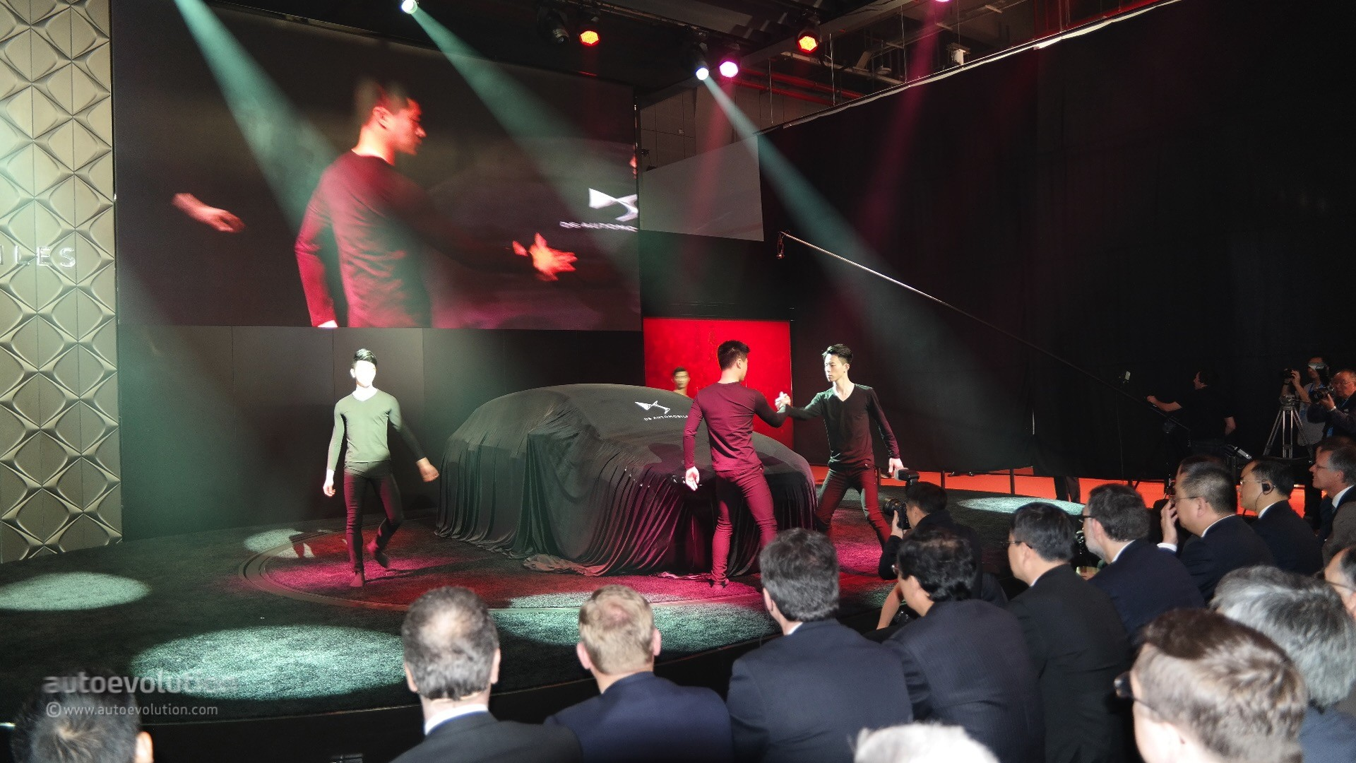 France Hdi 2016 Citroen Ds Brings French Luxury Redefined In Shanghai