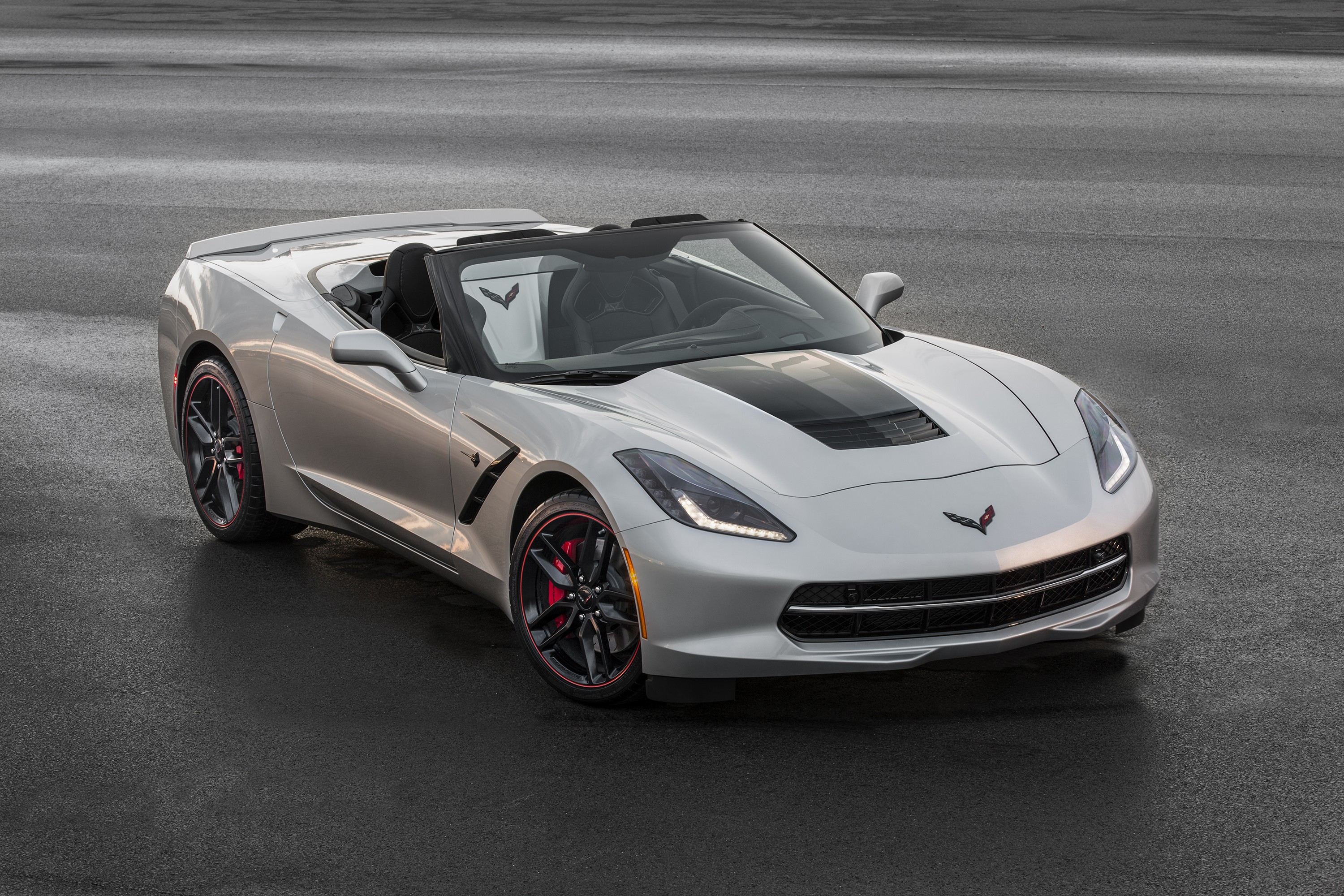 2016 corvette stingray brings small yet effective updates autoevolution. Black Bedroom Furniture Sets. Home Design Ideas