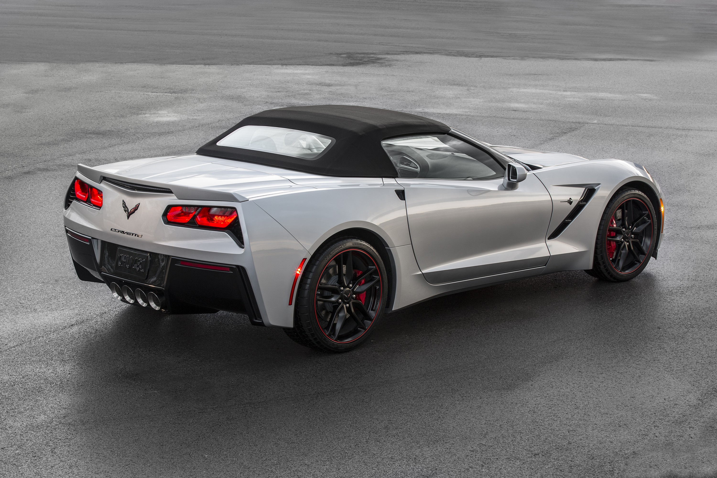 2016 Corvette Stingray Brings Small Yet Effective Updates