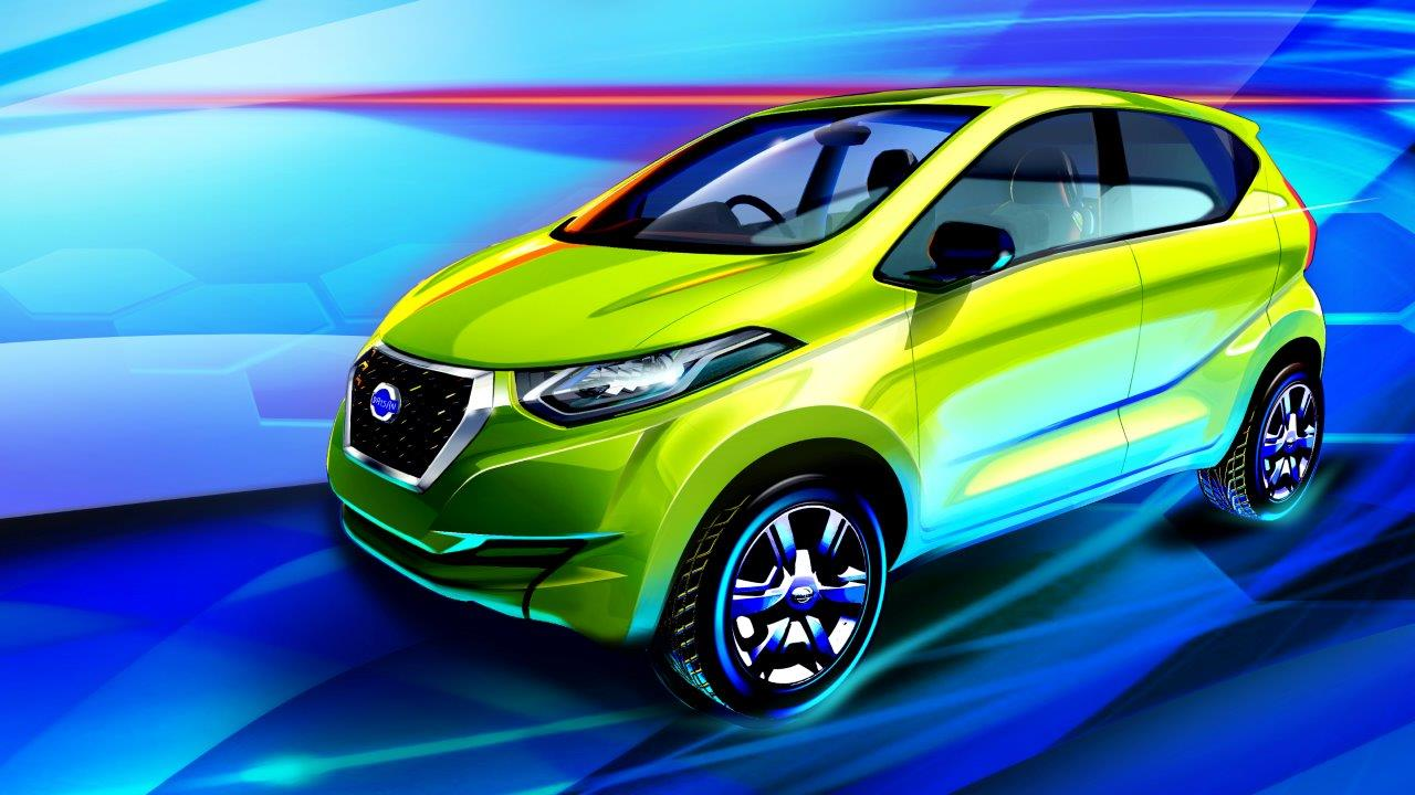 2016 Datsun redi-GO Launched in India, Has Best-in-Class Ground Clearance - autoevolution
