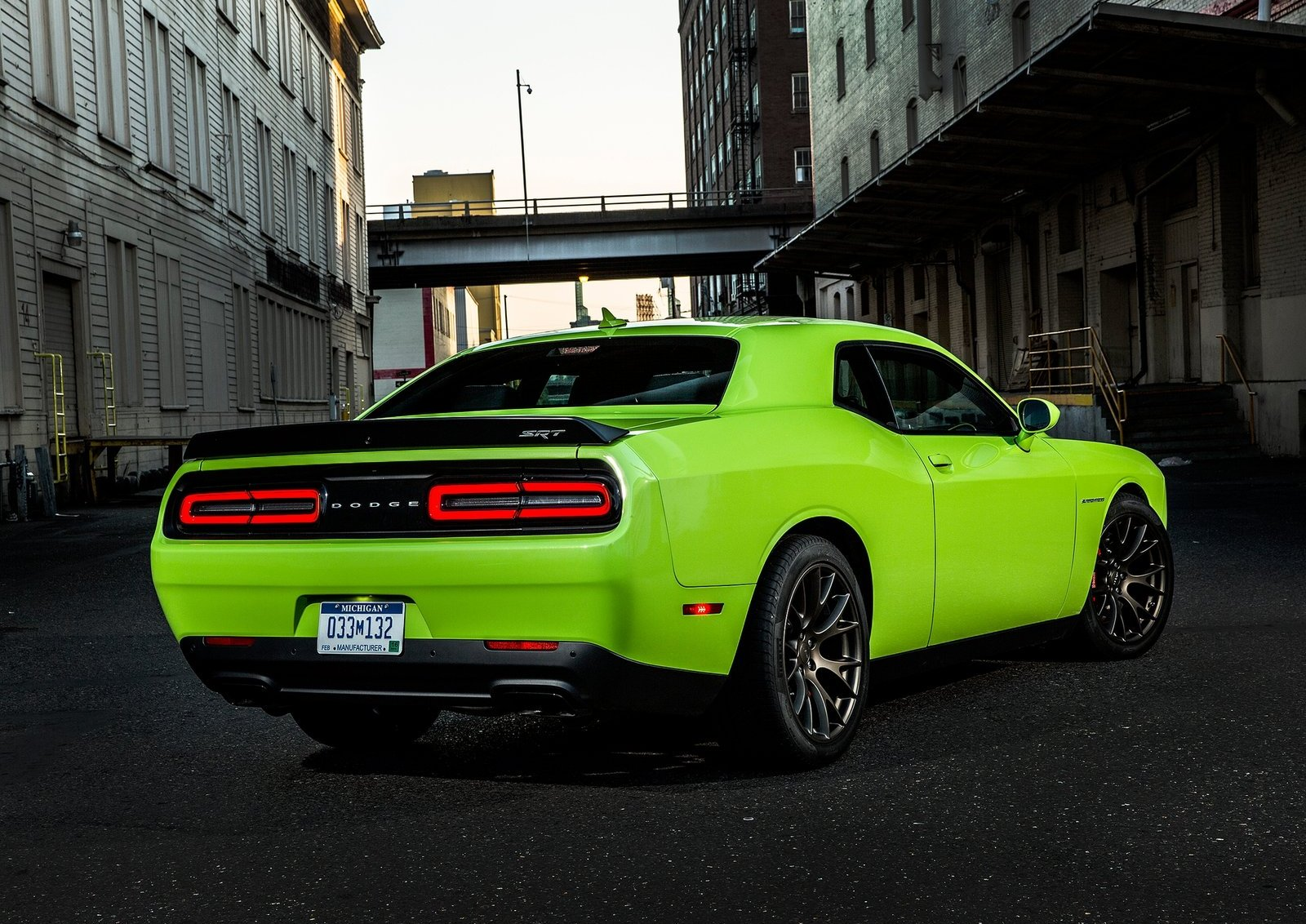 hellcat dodge challenger charger pricing goes well north autoevolution srt rear